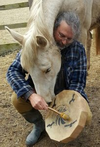 Graeme Green and The Mindful Horse at Athena